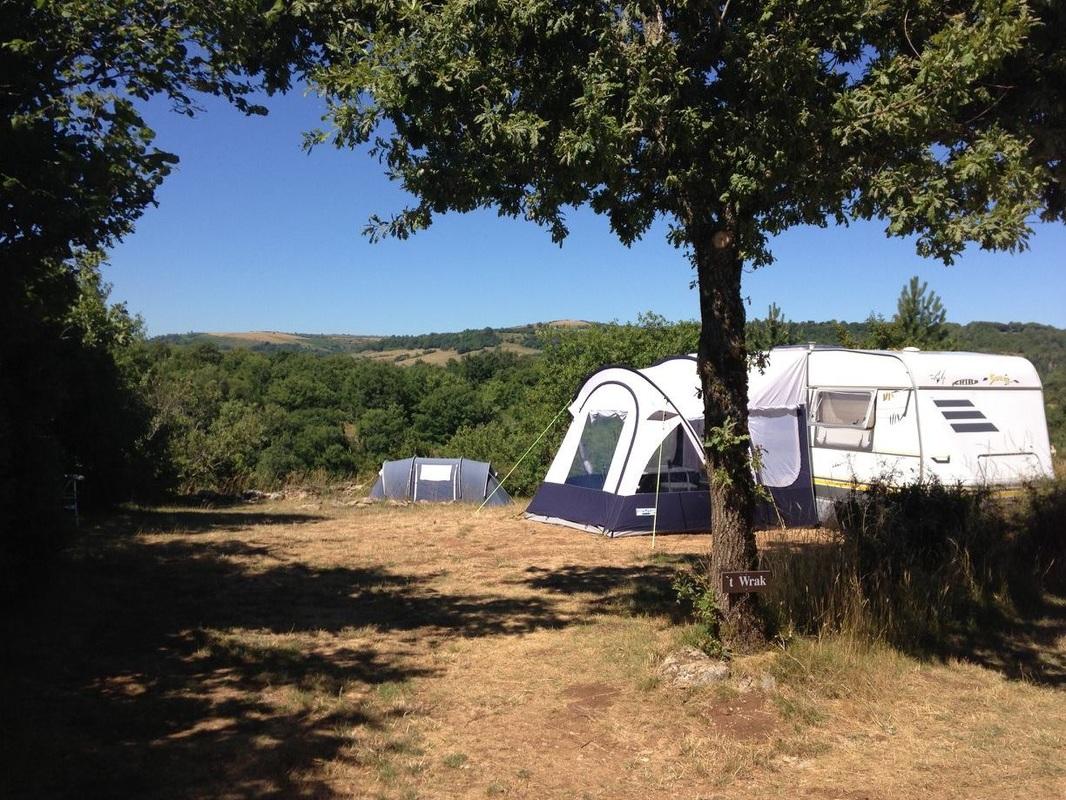 Mas de Messier   kamperen en logeren bij Kleine Campings En France